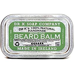 DR K Soap Company Beard Balm Woodland Spice - Bálsamo (50 g)
