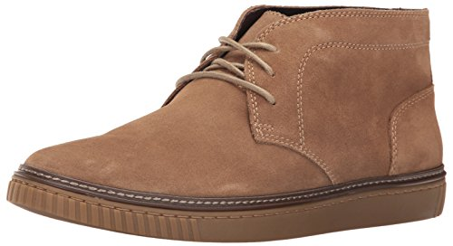johnston-murphy-mens-wallace-chukka-boot-taupe-water-resistant-suede-9-d-us
