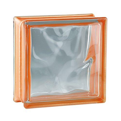 6-piezas-bm-bloques-de-vidrio-nube-reflejo-naranja-19x19x8-cm