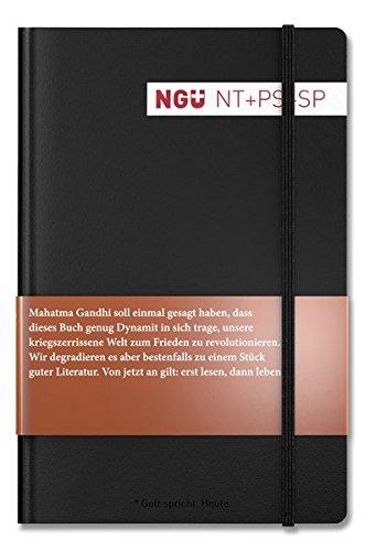 Neue Genfer Übersetzung (NGÜ): Neues Testament mit Psalmen und Sprüchen, sortiert