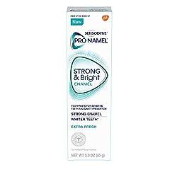 Sensodyne Pronamel Strong and Bright Extra Fresh Toothpaste, 3 Ounce