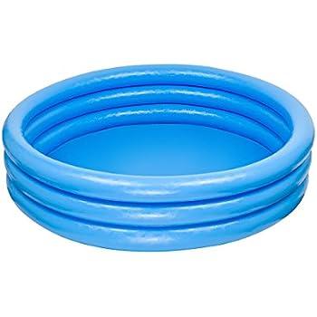 Intex 59416NP - Jeu D Eau Et De Page - Piscine Bleu Cristal - 1.14m x 25cm