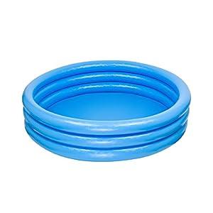 Intex Piscina hinchable 3 aros azul 114 x 25 cm - 132 litros (59416)