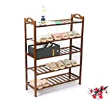 XUE Schuh-Rack, Schuh Bench Hallway Entryway Shoe Storage Shelving Cabinet Boot Organizer Solid Wood Simple Wood Color Space sparen stabil und stabil für Heels, Stiefel, Slippers,B