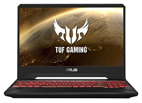 "Asus TUF505DV AL093T PC Portable Gamer 15.6"" Gris Métal (AMD Ryzen 5, 16 Go de RAM, SSD 512Go, Nvidia RTX 2060-6Go) Clavier AZERTY Français"