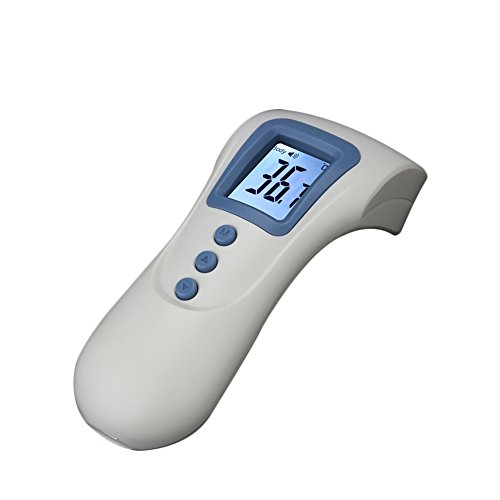 lzndeal Baby Thermometer Rechargeable Digital Infrared Non-Contact Forehead Body Thermometer