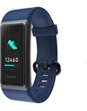 MUZILI Smart Fitness Band Activity Tracker with Heart Rate Monitor