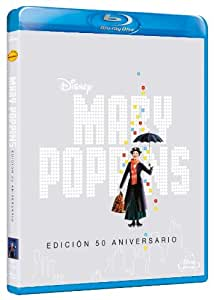 mary Poppins (50º Aniversario) [Blu-ray] [Region Free]