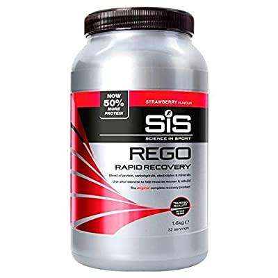 Science in Sport Rego Rapid Recovery Protein Shake by SIS