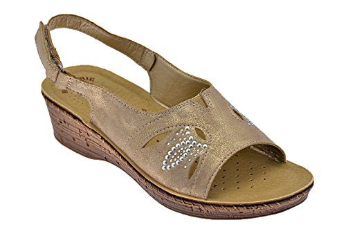 In Blue 2648 Sandals New Sand Woman Shoes