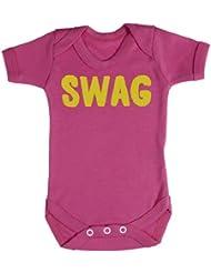 Baby Buddha - SWAG Baby Babygrow 100% Baumwolle