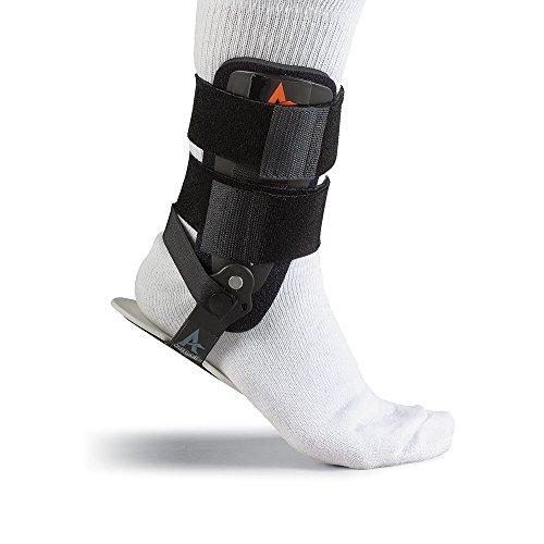 Active Ankle T1, Black, Small Rigid Ankle Brace...