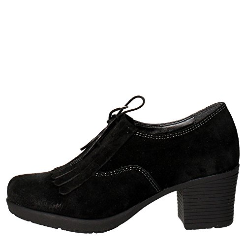 Cinzia Soft IE1824 004 Mocassino Donna Nero