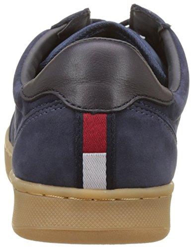 Tommy Hilfiger H2285oxton 1n, Baskets Basses Homme Bleu (Vintage Indigo)