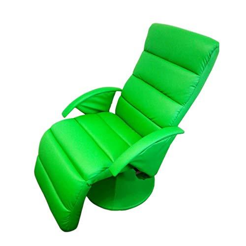 Happy Home Armlehnensessel und Lounge-Sessel, Modernes Design Lehnstuhl Relaxstuhl mit robuster Basisstütze zum Entspannen, Grün - Lounge-sessel Home
