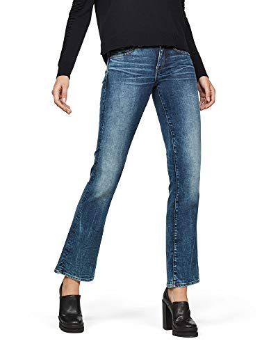 G-STAR RAW Damen Midge Saddle Mid Skinny Jeans