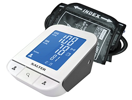 Salter Premium Automatic Arm Blood Pressure Monitor