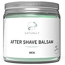 NATURAL7 After Shave Balsam Men | Die beste Methode gegen Pickel nach der Rasur