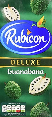 RUBICON Guanabanasaftgetränk, 6er Pack (6 x 1 l)