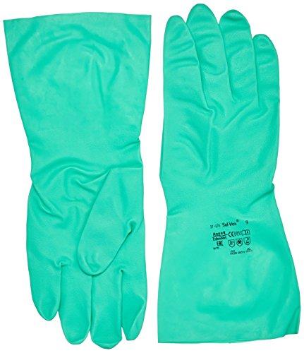ansell-solvex-37-675-guanto-in-nitrile-protezione-contro-le-sostanze-chimiche-e-liquide-verde-taglia