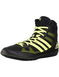 Adidas Ace 16.1 Primeknit fg / ag Botines de fútbol (verde solar, choque rosa