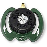 Spear & Jackson Kew Gardens Collection Multi Function Turret Sprinkler-Green