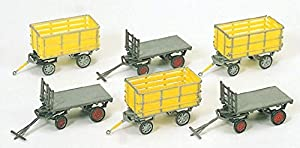Preiser - Juguete de modelismo ferroviario HO escala 1:87 (PR17112)