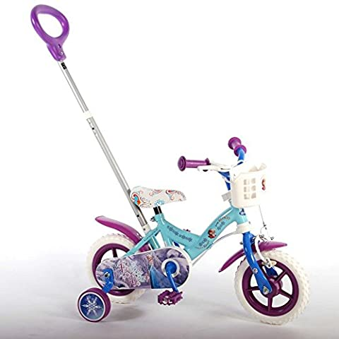 Vélo disney la reine des neiges 10 pouces