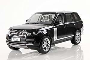 Welly - 11006bk - Véhicule Miniature - Modèle À L'échelle - Land Rover Range Rover - 2013 - Gt Autos Série - Echelle 1/18