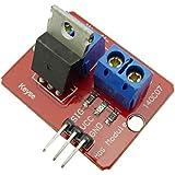 Aihasd IRF520 MOSFET Sensor de Módulo de Controlador Para Arduino Raspberry pi