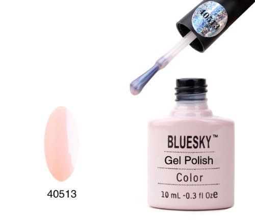 Bluesky 40513 14 Jour Porter Soak Off Vernis à ongles gel UV 10 ml