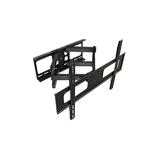 Tanotis Imported Dual Arm Full Motion LCD LED PLASMA TV Wall Mount Bracket 42 46 50 55 63 70