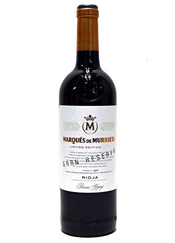 Marqués De Murrieta Ed. Limitada Gran Reserva 2010, Vino, Tinto Gran Reserva, Rioja, España