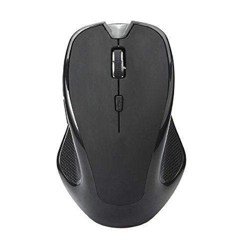 Gaming Maus, hipzop Wireless Mini Bluetooth 3.0 6D 1600 DPI optische Gaming Maus Mäuse Laptop
