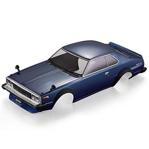 Goolsky Killerbody Cadre de Coque pour 1/10 Electric Touring RC Racing Voiture DIY 48700 1977 Skyline Hardtop 2000 GT-ES Finished