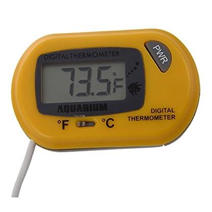 Thermometer for water Aquarium - TOOGOO(R) Digital LCD Thermometer for water Aquarium Terrarium - 50 ~ + 70 degrees 4