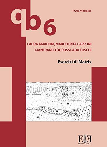 Esercizi di Matrix (I quantobasta della libreria archeologica) por Laura Amadori