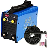 160AMP MMA(ARC,Stick)/Lift TIG IGBT DC Inverter Welder Welding Machine LED Display, HIGH Duty Cycle 60% + Lift TIG Torch + MMA Welding KIT