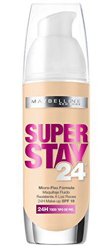 Maybelline SuperStay 24H Base de Maquillaje, Tono: nº20 Cameo