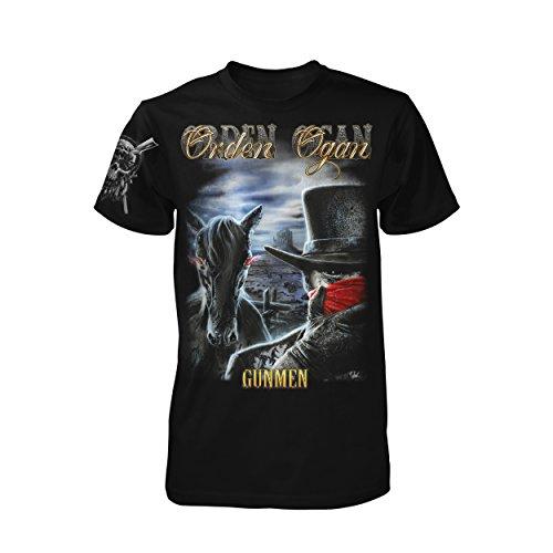 Orden Ogan Gunmen Cover