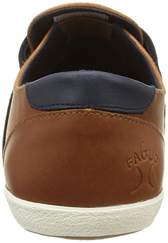 Faguo - Cypress32, Sneaker Uomo Marrone (Marron (004 Tawny/Navy))