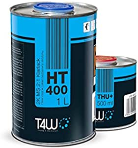 T4 W Ht 400 Acrylic Clear Lacquer Ms 2 1 Auto