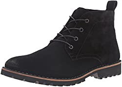 Kenneth Cole New York Mens Lug-Xury Boot, Black, 10. 5 M US