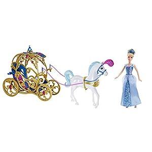 Disney Princesses-ckp53-Cenicienta-Muñeca y Calèche