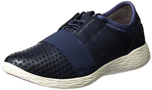 Tamaris 23722, Sneakers Basses Femme Bleu (NAVY 805)