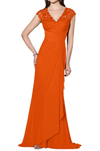 Promgirl House - Robe - Crayon - Femme Orange