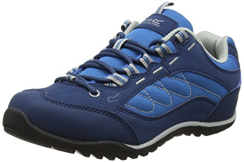 Regatta Eastmoor, Chaussures Multisport Outdoor Femme Bleu (Bluwing/Ltst 02R)