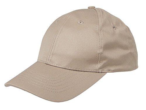 US ARMY Basecap Baseball Cap beige Khaki -