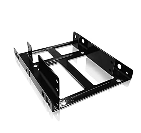 Icy Box IB-AC643 Internal Mounting Frame for 2x 2.5 inch SSD/HDD to 3.5 inch Bay