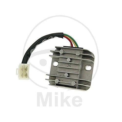101 Octane Régulateur/Redresseur 4 Broches INCL. câble pour 50-150 CC